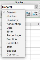 excel number formatted as text how to change