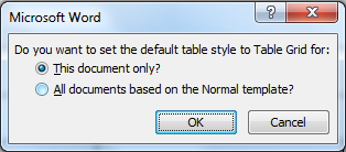 Stop table rows in Microsoft Word from splitting across